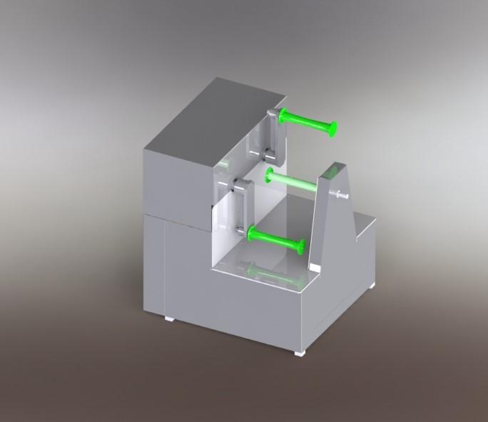 Yatay Şeker Ağartma Makinesi